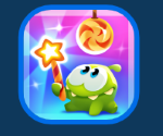 Cut the Rope: Sihir Oyunu oyna