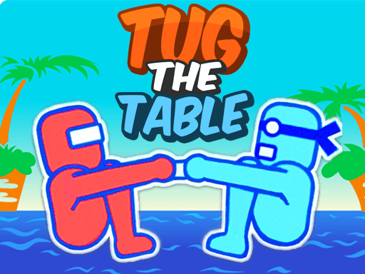 Tug The Table Oyunu oyna